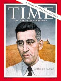 jd salinger on time